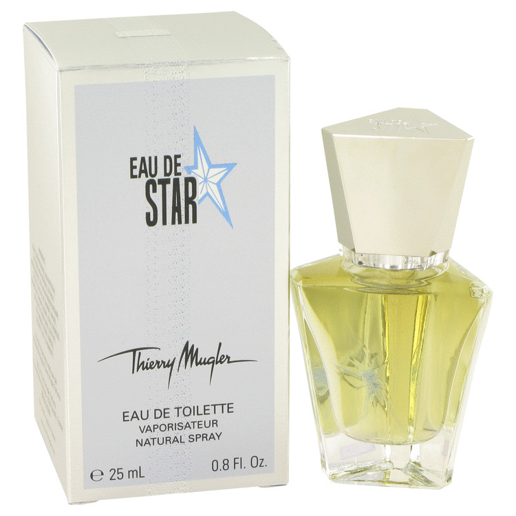 Eau De Star by Thierry Mugler 0.85 oz Eau De Toilette Spray for Women