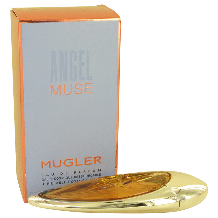 Angel Muse by Thierry Mugler 1.7 oz Eau De Parfum Spray Refillable for Women
