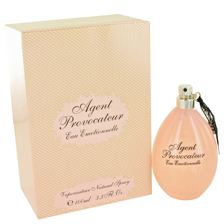 Agent Provocateur Eau Emotionnelle by Agent Provocateur Eau De Toilette Spray 3.4 oz for Women