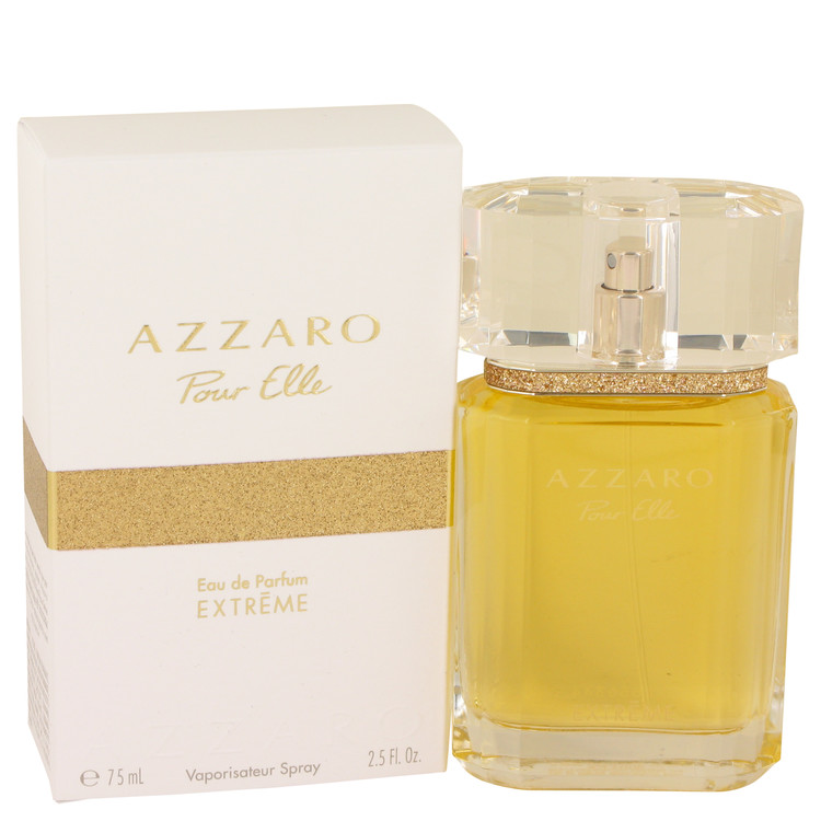 Azzaro Pour Elle Extreme by Azzaro 2.5 oz Eau De Parfum Spray for Women