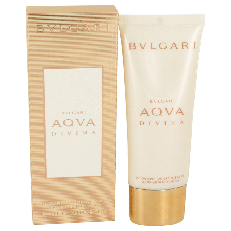 Bvlgari Aqua Divina by Bvlgari 3.4 oz Body Lotion for Women