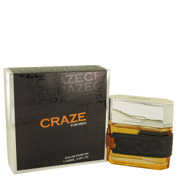 Armaf Craze by Armaf 3.4 oz Eau De Parfum Spray for Men