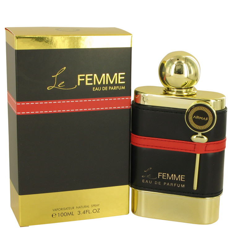 Armaf Le Femme by Armaf 3.4 oz Eau De Parfum Spray for Women