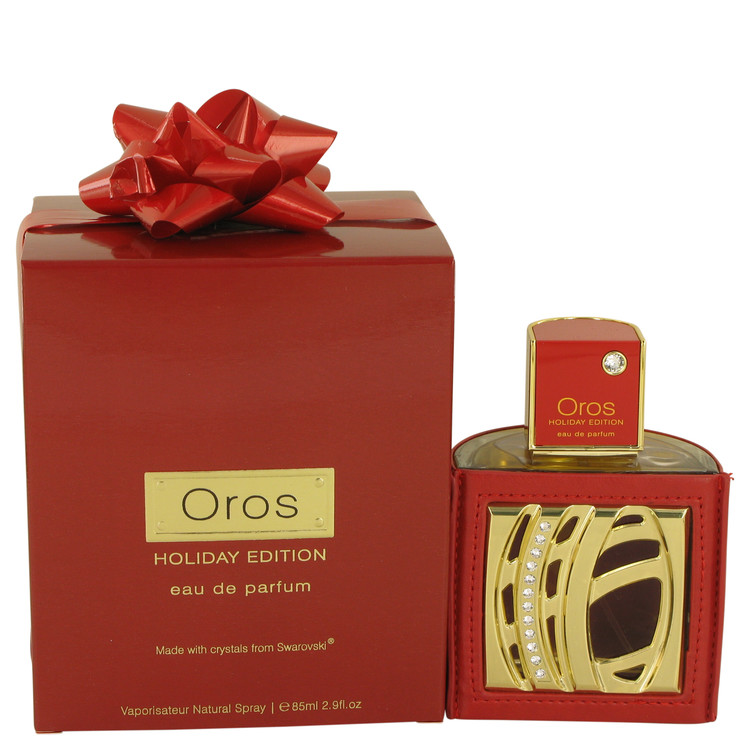 Armaf Oros Holiday by Armaf 2.9 oz Eau De Parfum Spray for Women