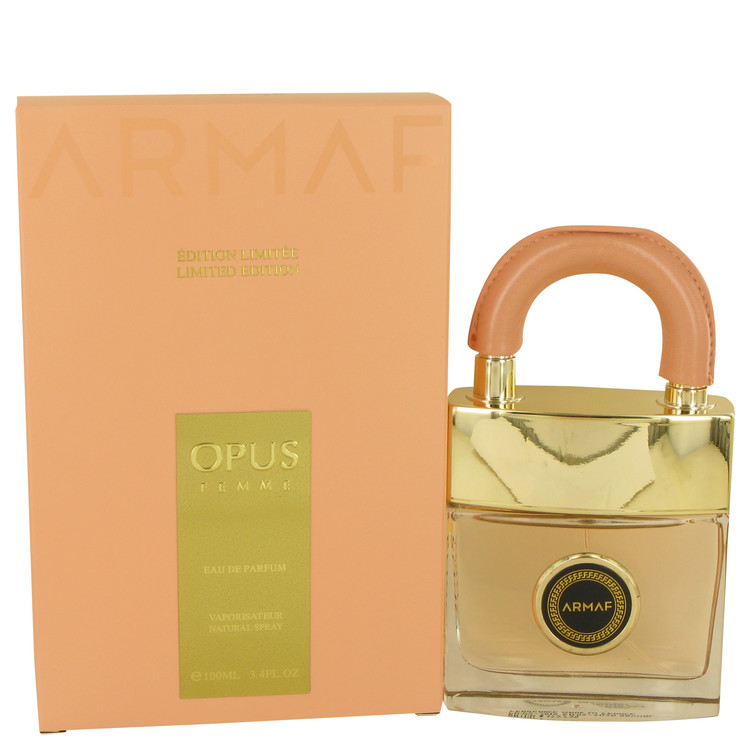 Armaf Opus by Armaf 3.4 oz Eau De Parfum Spray for Women