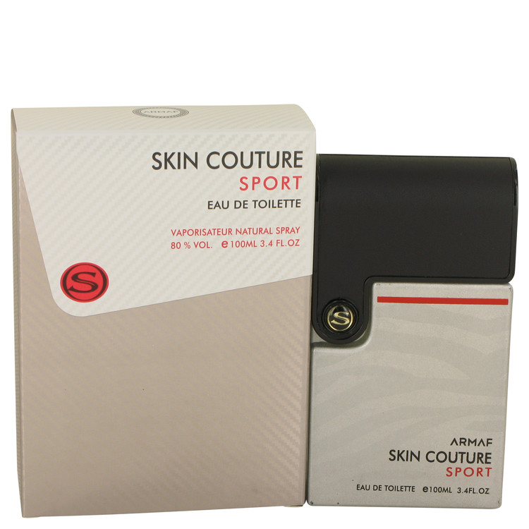 Armaf Skin Couture Sport by Armaf 3.4 oz Eau De Toilette Spray for Men