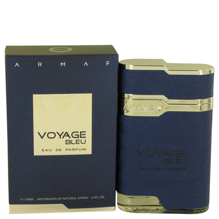 Armaf Voyage Bleu by Armaf 3.4 oz Eau De Parfum Spray for Men