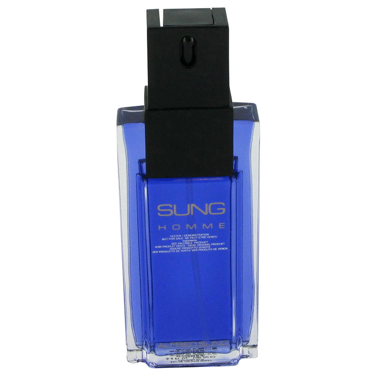 Alfred Sung by Alfred Sung 3.4 oz Eau De Toilette Spray for Men