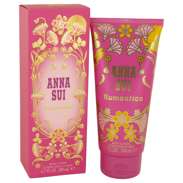 Anna Sui Romantica by Anna Sui 6.7 oz Body Lotion for Women