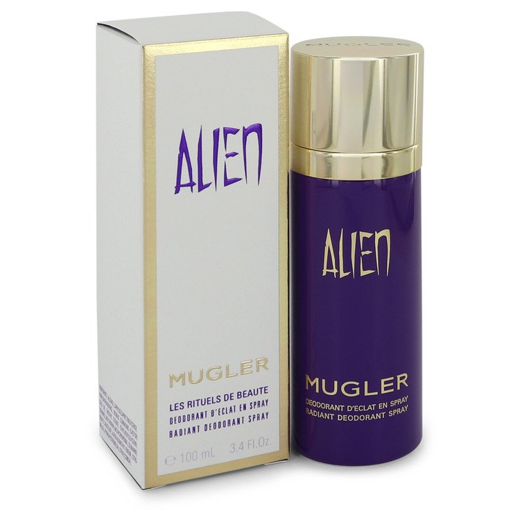 Alien by Thierry Mugler 3.4 oz Deodorant Spray for Women