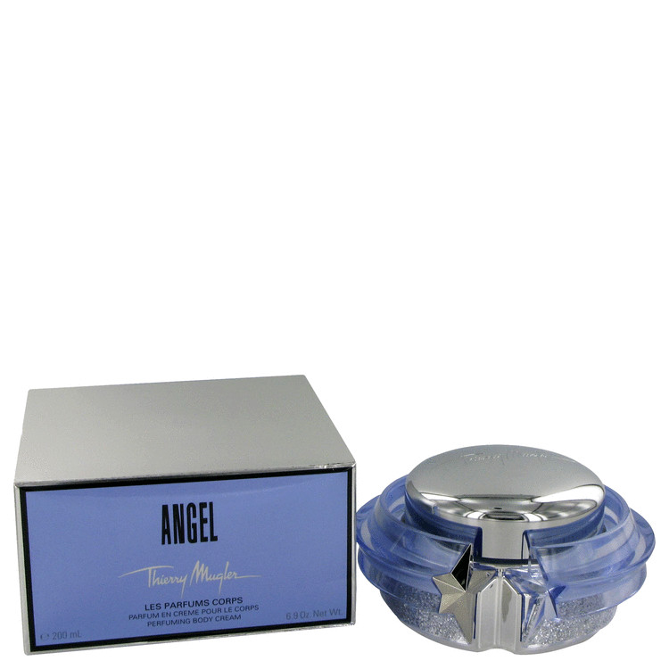 Angel by Thierry Mugler 6.9 oz Perfuming Body Cream for Women