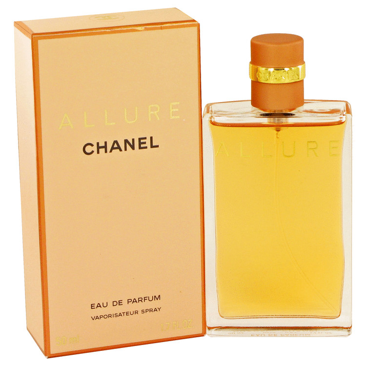 ALLURE by Chanel Eau De Parfum Spray 1.7 oz for Women