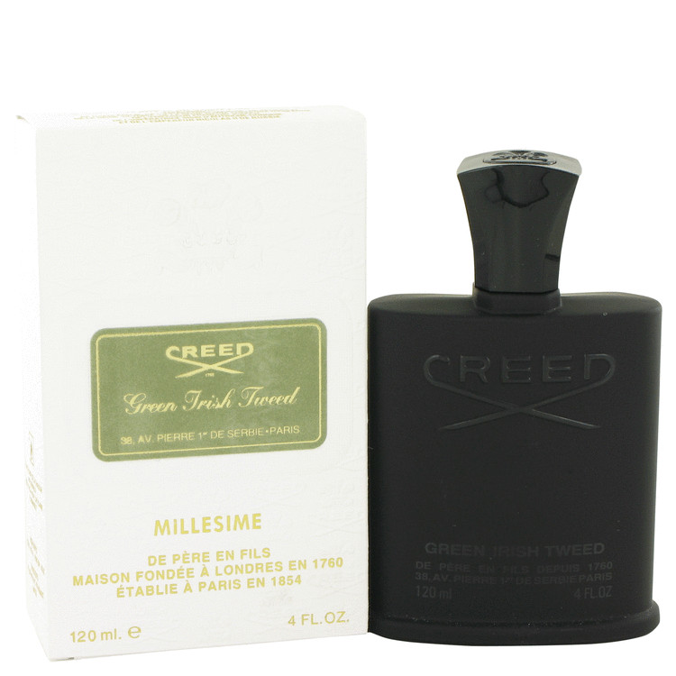 Green Irish Tweed by Creed 4 oz Millesime Spray for Women