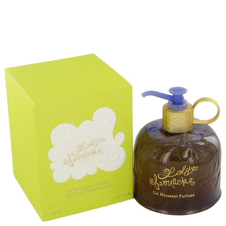 LOLITA LEMPICKA by Lolita Lempicka Perfumed Foaming Shower Gel 10.2 oz for Women
