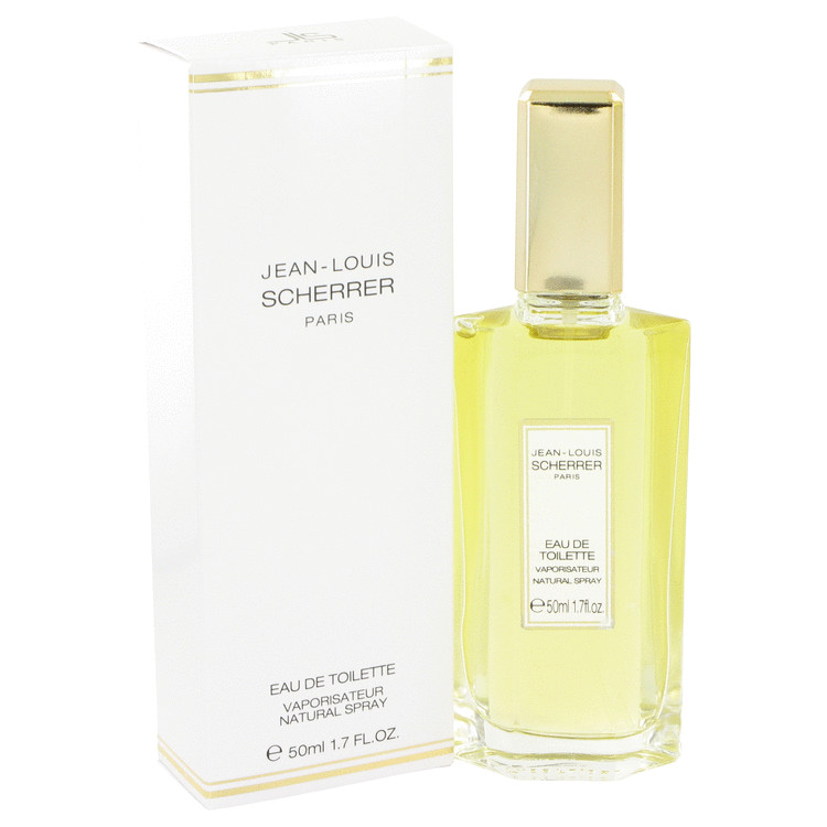 SCHERRER by Jean Louis Scherrer Eau De Toilette Spray 1.7 oz for Women
