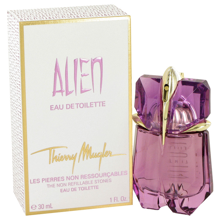 Alien by Thierry Mugler Eau De Toilette Spray 1 oz for Women