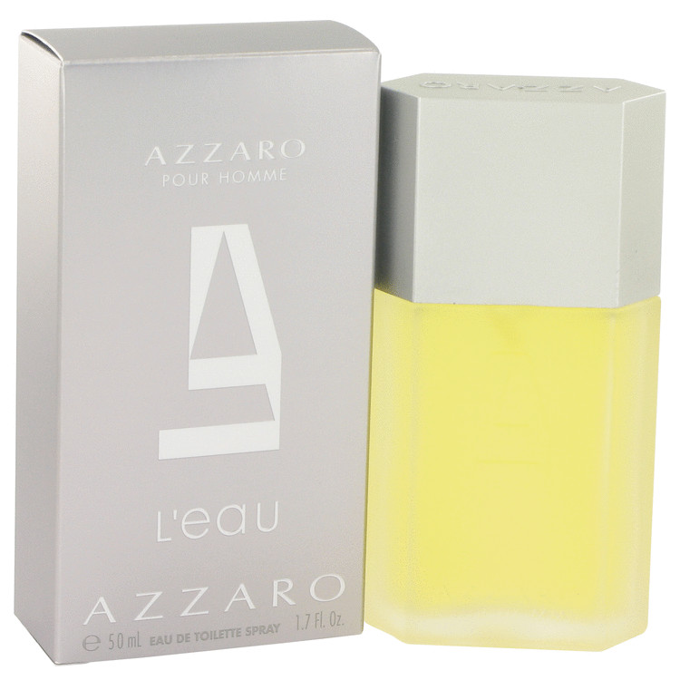 Azzaro L'eau by Azzaro 1.7 oz Eau De Toilette Spray for Men