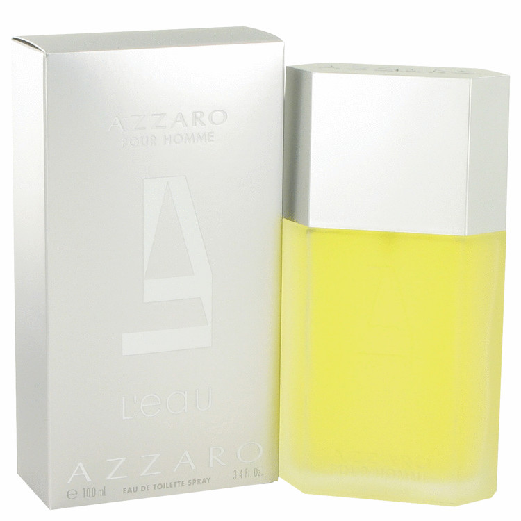 Azzaro L'eau by Azzaro 3.4 oz Eau De Toilette Spray for Men