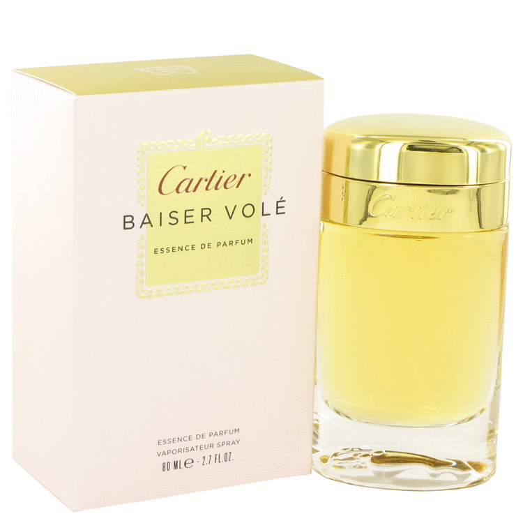 Baiser Vole Essence by Cartier 2.7 oz Eau De Parfum Spray for Women