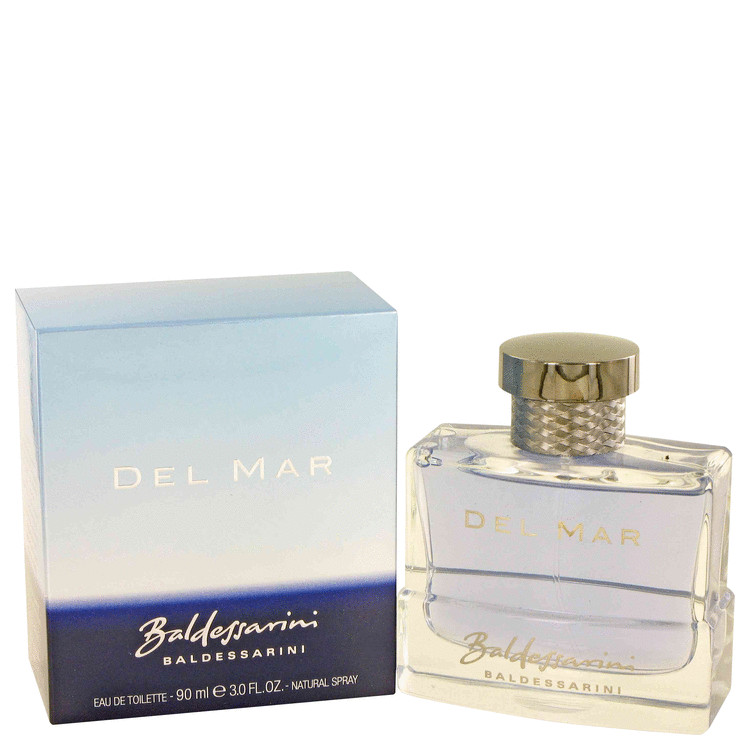 Baldessarini Del Mar by Hugo Boss 3 oz Eau De Toilette Spray for Men