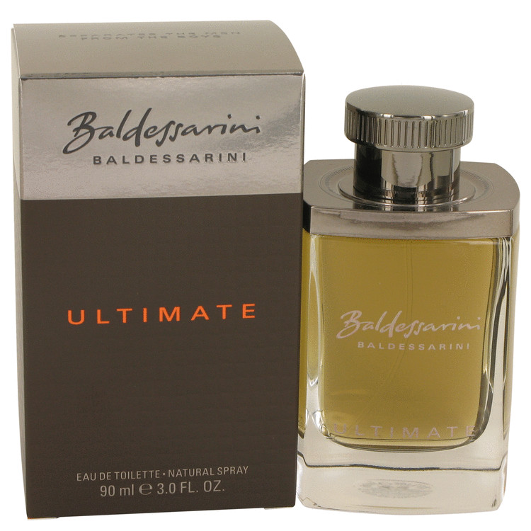 Baldessarini Ultimate by Hugo Boss 3 oz Eau De Toilette Spray for Men