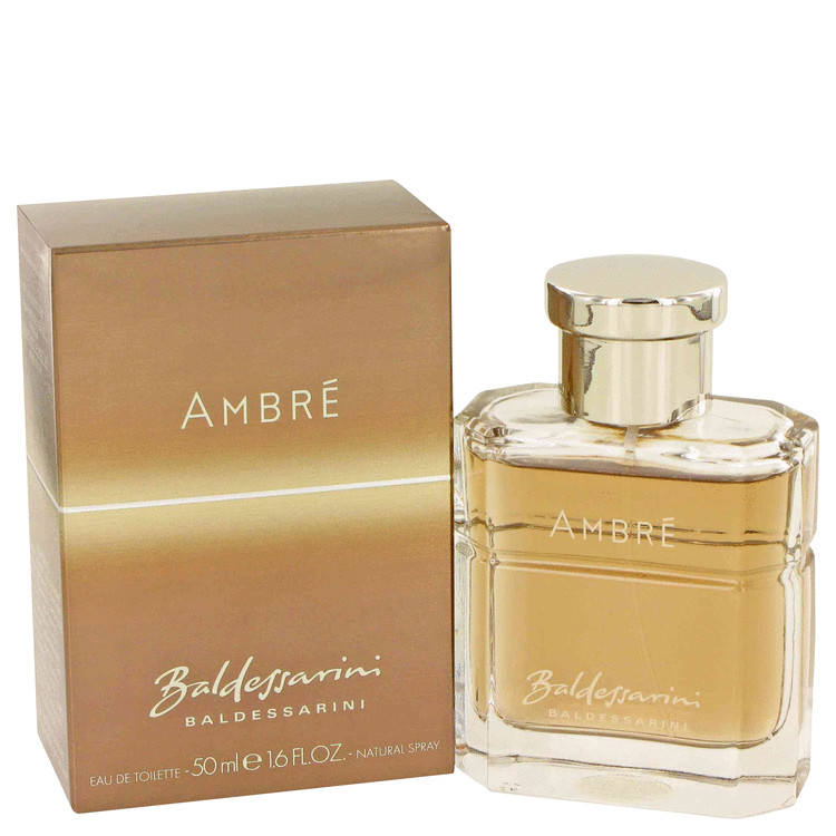 Baldessarini Ambre by Hugo Boss 1.7 oz Eau De Toilette Spray for Men