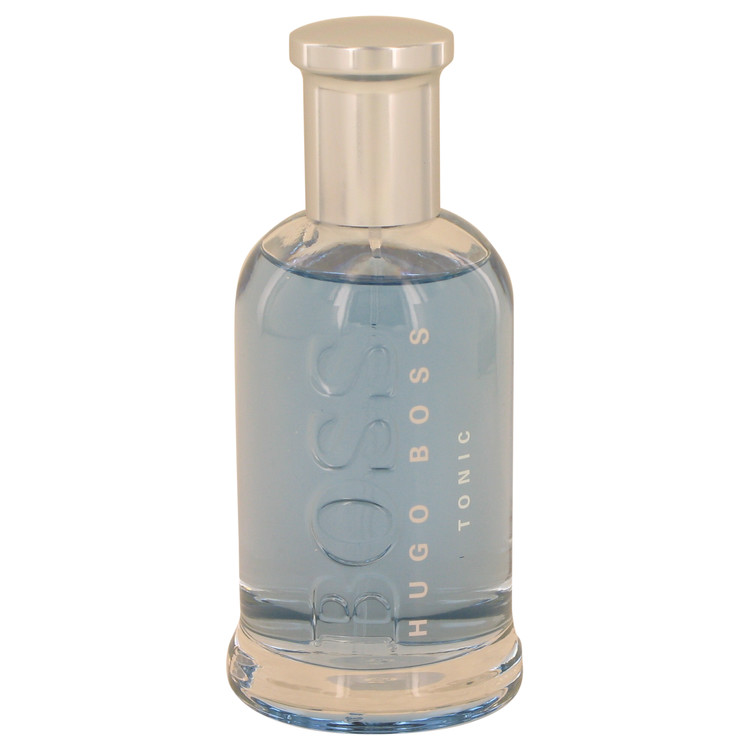 Boss Bottled Tonic by Hugo Boss 3.3 oz Eau De Toilette Spray for Men