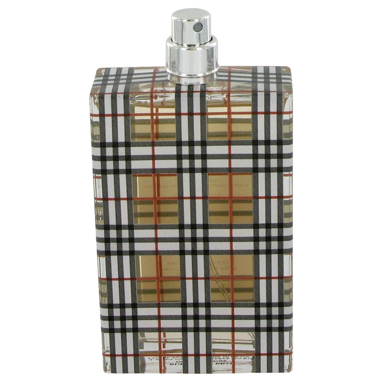 Burberry Brit by Burberry 3.4 oz Eau De Parfum Spray for Women