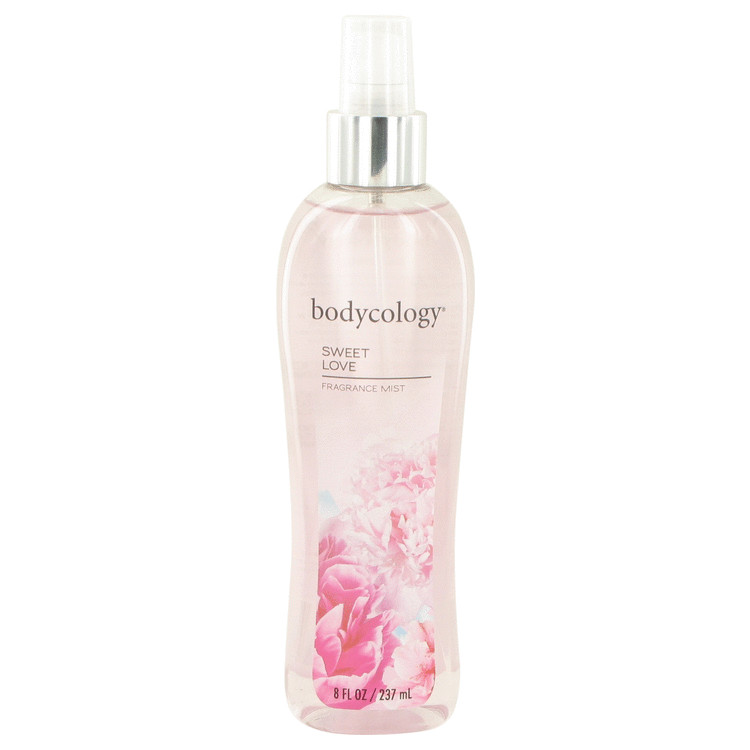 Bodycology Sweet Love by Bodycology 8 oz Fragrance Mist Spray for Women