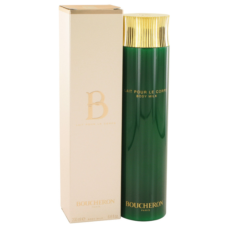 B De Boucheron by Boucheron 6.7 oz Body Lotion for Women
