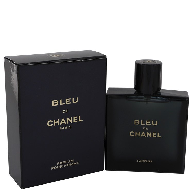Bleu De Chanel by Chanel 3.4 oz Parfum Spray for Men