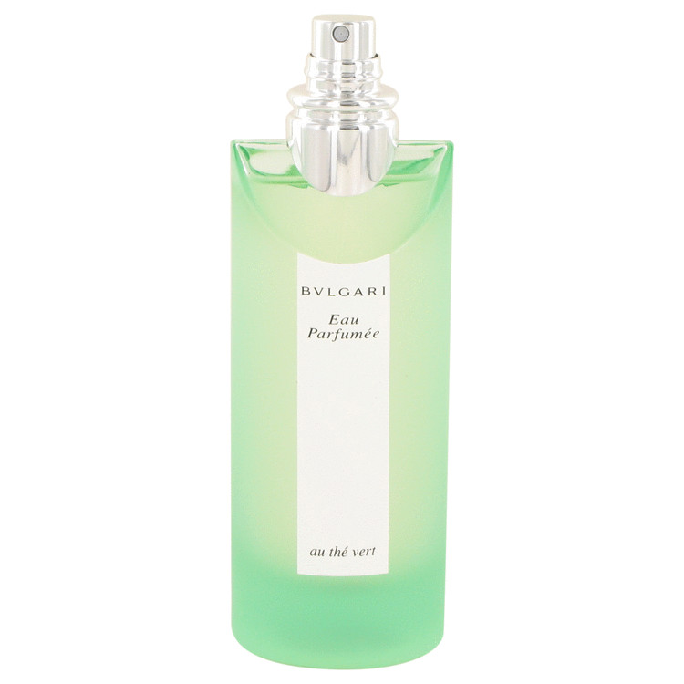 BVLGARI EAU PaRFUMEE (Green Tea) by Bvlgari Cologne Spray (Unisex -Tester) 2.5 oz for Men