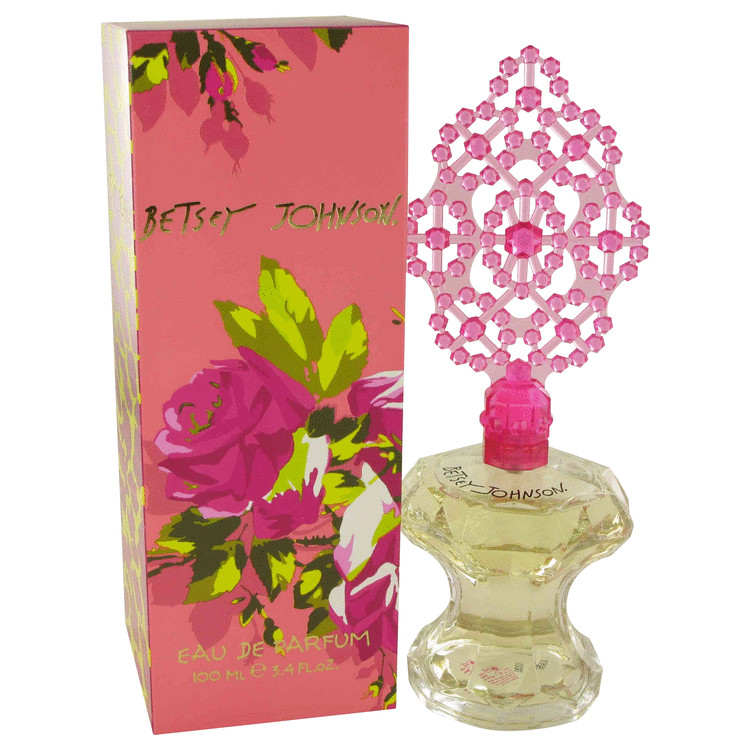Betsey Johnson by Betsey Johnson 3.4 oz Eau De Parfum Spray for Women