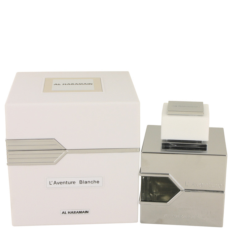 L'aventure Blanche by Al Haramain 3.3 oz Eau De Parfum Spray for Women