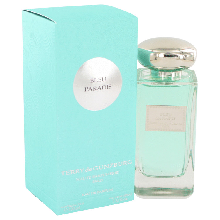 Bleu Paradis by Terry De Gunzburg 3.33 oz Eau De Parfum Spray for Women