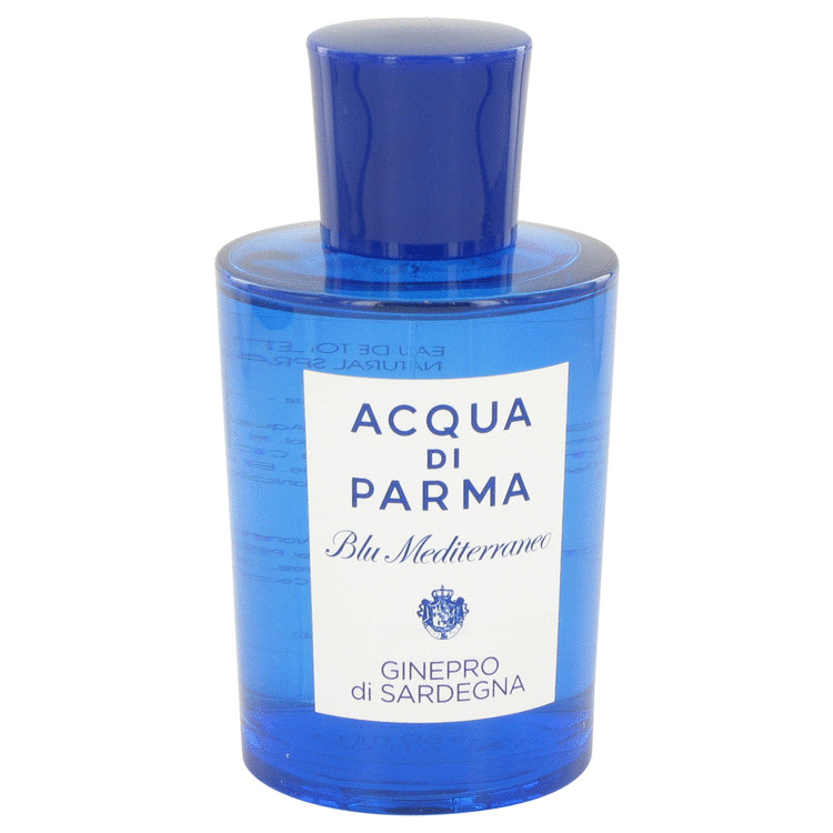 Blu Mediterraneo Ginepro di Sardegna by Acqua Di Parma Eau De Toilette Spray (Tester -Unisex) 5 oz for Women