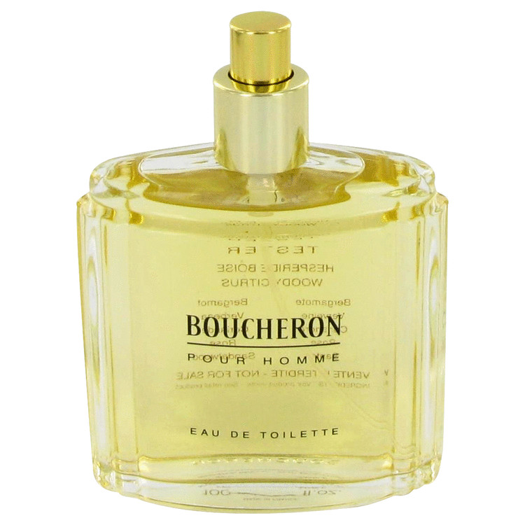 Boucheron by Boucheron 3.4 oz Eau De Toilette Spray for Men