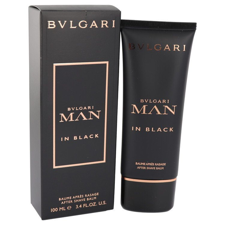 Bvlgari Man In Black by Bvlgari 3.4 oz After Shave Balm for Men