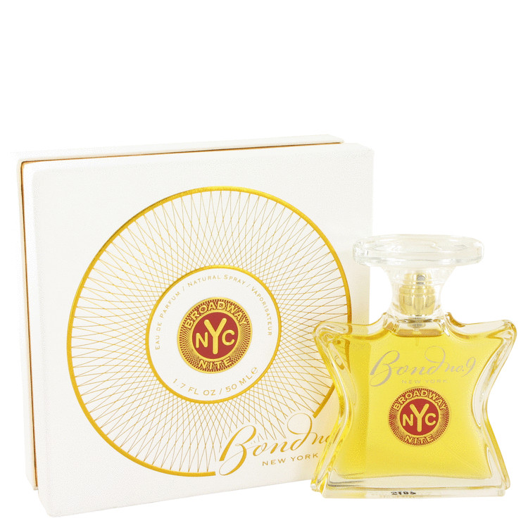 Broadway Nite by Bond No. 9 Eau De Parfum Spray 1.7 oz for Women
