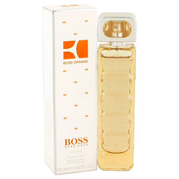 Boss Orange by Hugo Boss 1.7 oz Eau De Toilette Spray for Women
