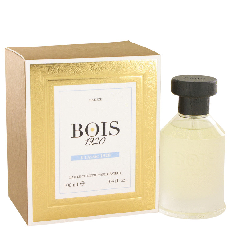Bois Classic 1920 by Bois 1920 3.4 oz Eau De Toilette Spray for Women