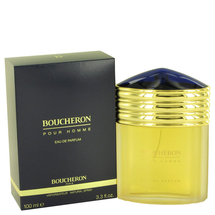 Boucheron by Boucheron 3.4 oz Eau De Parfum Spray for Men