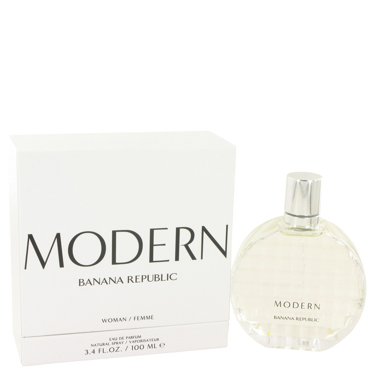 Banana Republic Modern by Banana Republic 3.4 oz Eau De Parfum Spray for Women