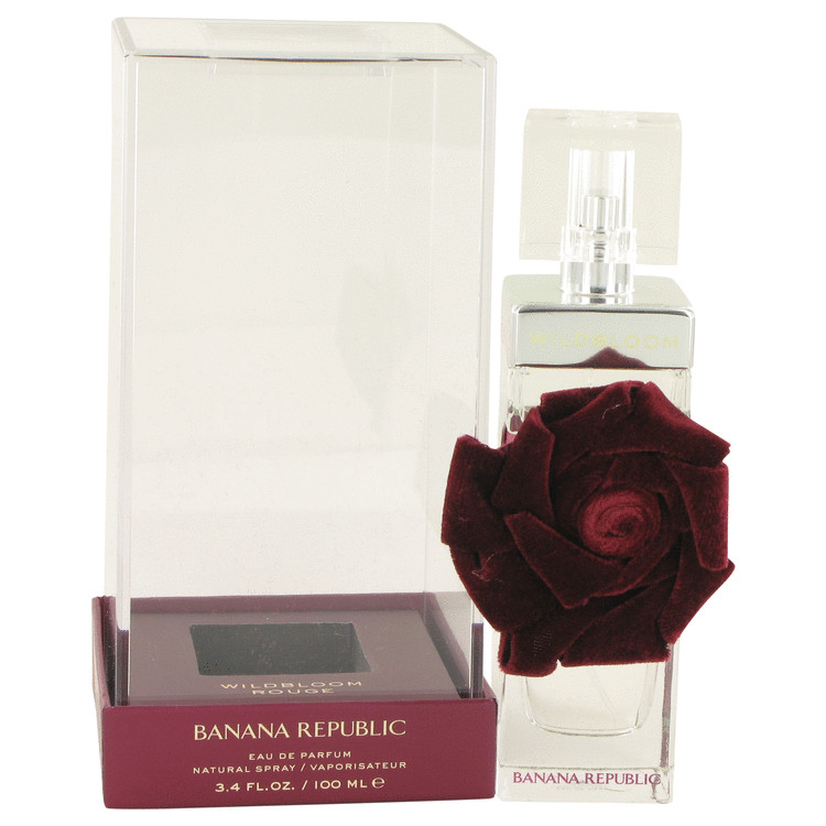 Banana Republic Wildbloom Rouge by Banana Republic 3.4 oz Eau De Parfum Spray for Women