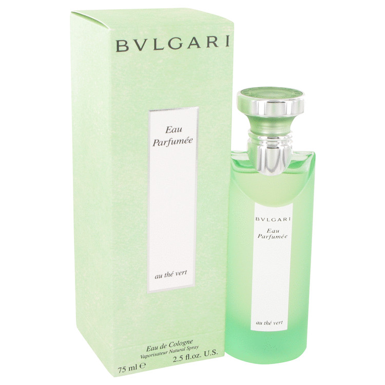Bvlgari Eau Parfumee (green Tea) by Bvlgari 2.5 oz Cologne Spray for Men