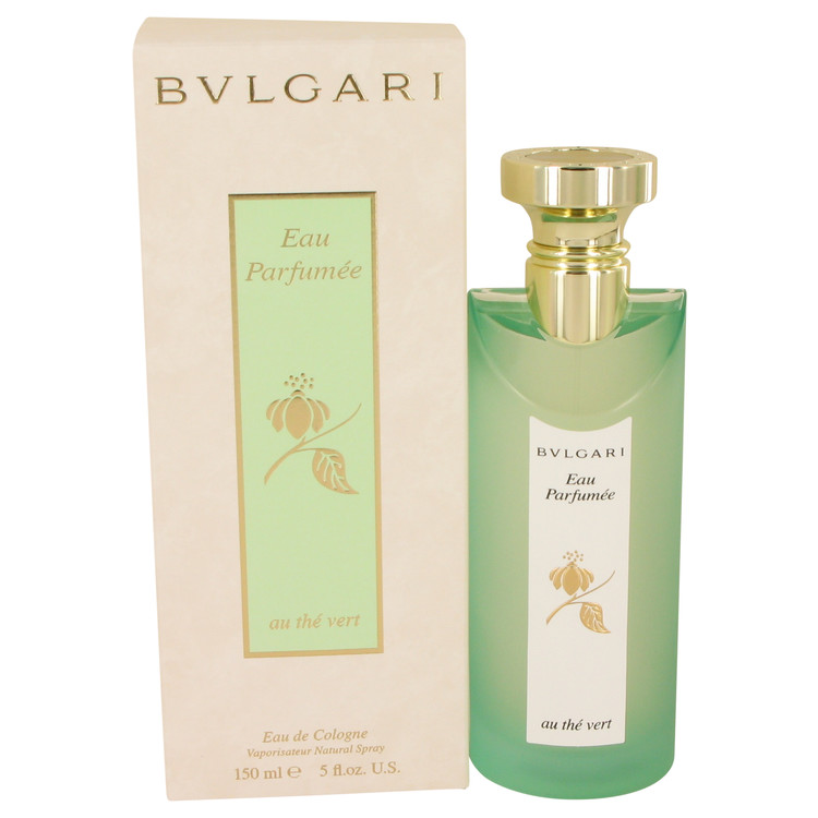 Bvlgari Eau Parfumee (green Tea) by Bvlgari 5 oz Cologne Spray for Women