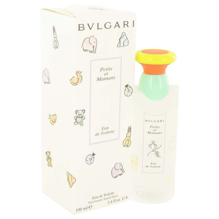 Petits & Mamans by Bvlgari 3.3 oz Eau De Toilette Spray for Women