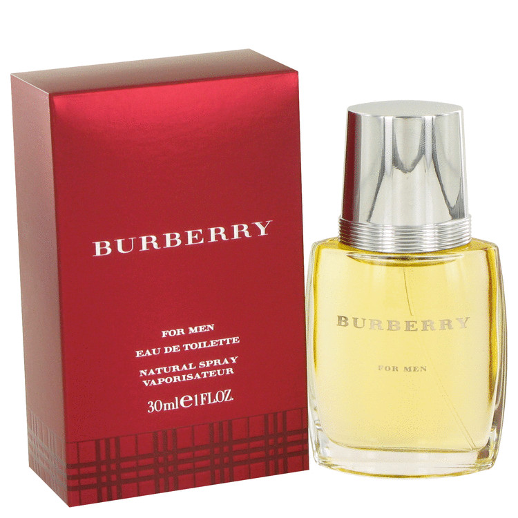 Burberry by Burberry 1 oz Eau De Toilette Spray for Men