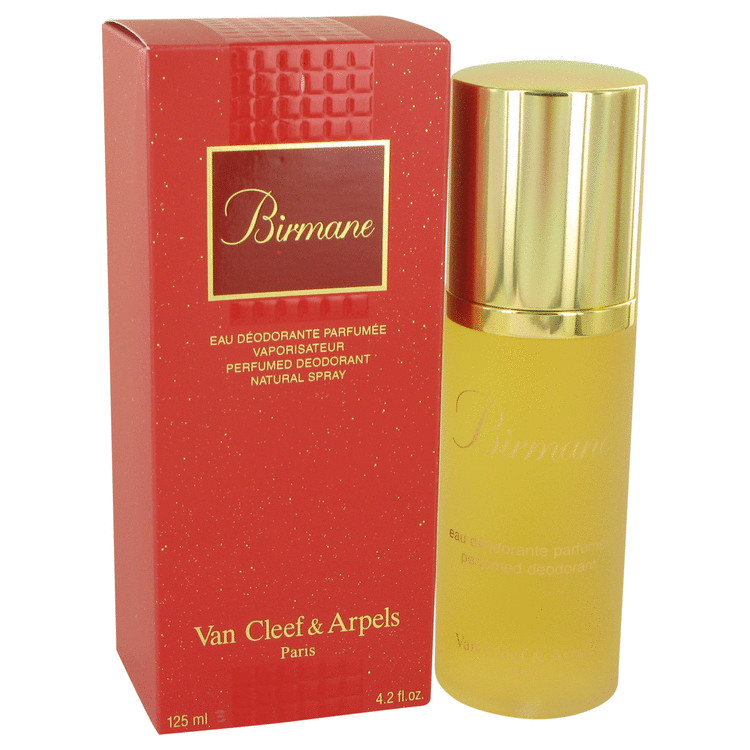 Birmane by Van Cleef & Arpels 4.2 oz Deodorant Spray for Women