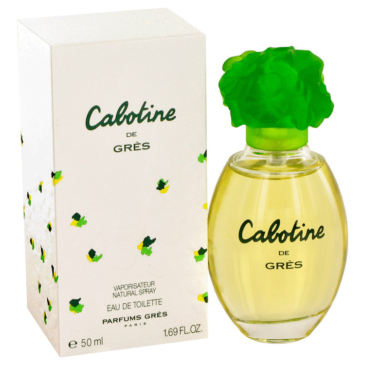 Cabotine by Parfums Gres 1.7 oz Eau De Toilette Spray for Women